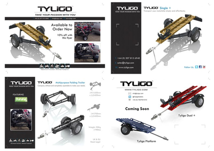 Luxury Product Launch - Tyligo Trailers