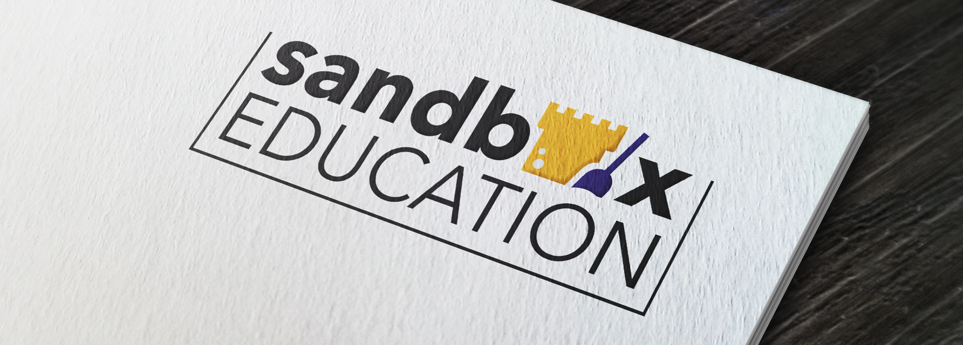 Logo Design - Sandbox Education